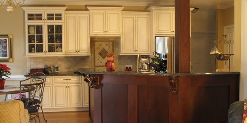 Cabinets in Raleigh, North Carolina