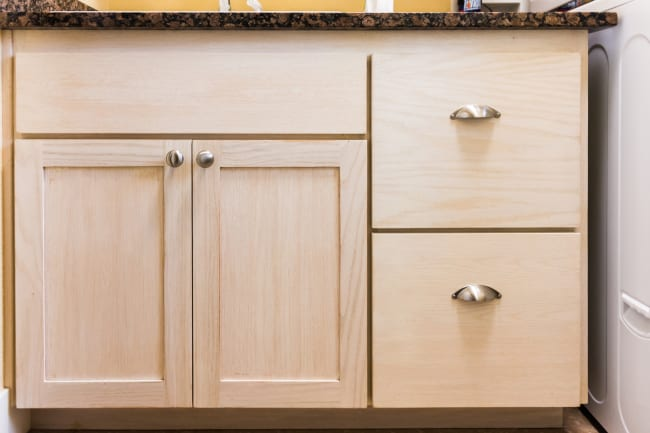 Storage Secrets for Laundry Room Cabinets