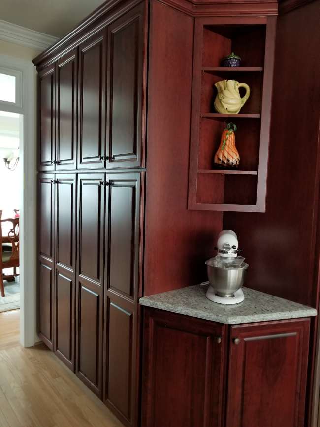 Wood Cabinets in Raleigh, North Carolina